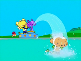 Rintoo Makes A Splash